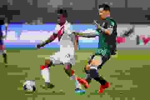 Messi không ghi bàn, Argentina vẫn dễ dàng đánh bại Peru