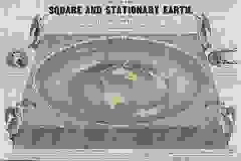 Những sai lầm ngớ ngẩn từng được vẽ trên bản đồ thế giới