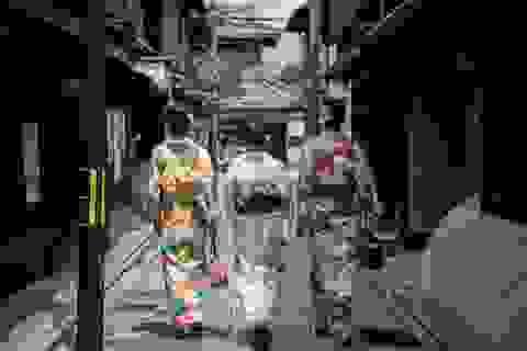 """""""Giải mã"""" các loại thắt lưng đặc biệt (obi) dành cho kimono"""