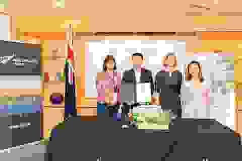 Đưa thương hiệu thực phẩm ăn dặm hữu cơ New Zealand về Việt Nam