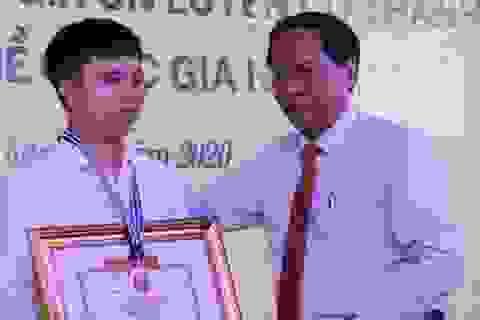 Bình Định: Vinh danh thí sinh đạt giải trong kỳ thi kỹ năng nghề quốc gia