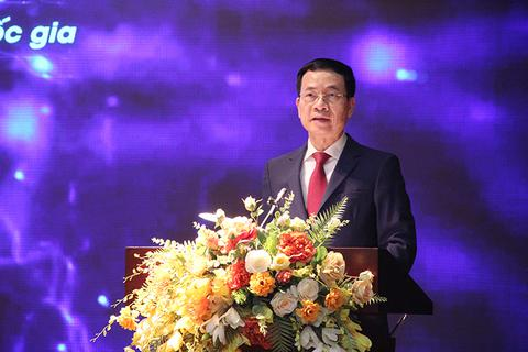 """Bộ trưởng Nguyễn Mạnh Hùng: """"Công nghệ số đã trở thành không khí thở"""""""