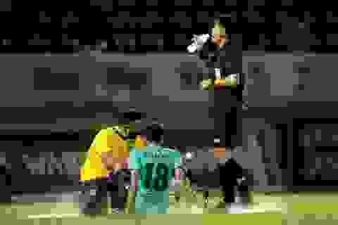 Đội bóng của Văn Lâm kiện trọng tài sau trận thua ở Thai-League