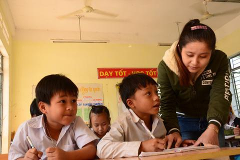 Tỉnh Quảng Ngãi tuyển dụng 1.072 giáo viên