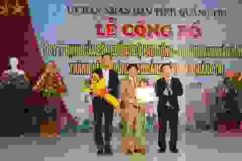 Trường Cao đẳng Kỹ thuật Quảng Trị chính thức thành lập