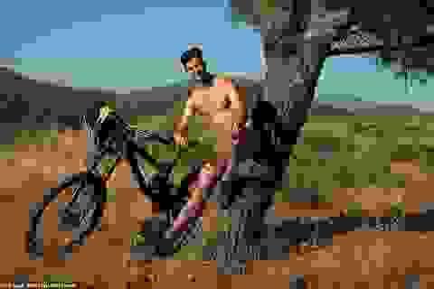 Bộ ảnh lịch khỏa thân cổ vũ cho những vẻ đẹp đa dạng của nam giới