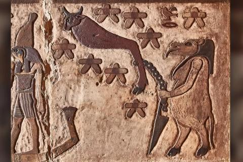 Ngôi đền Ai Cập cổ đại tiết lộ những chòm sao chưa từng được biết