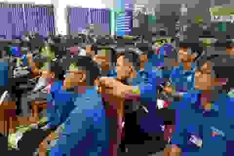 Khánh Hòa: 500 sinh viên thủy sản dự hội thảo hướng nghiệp việc làm