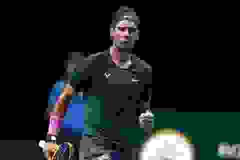 ATP Finals: Đánh bại Tsitsipas, Nadal vào bán kết