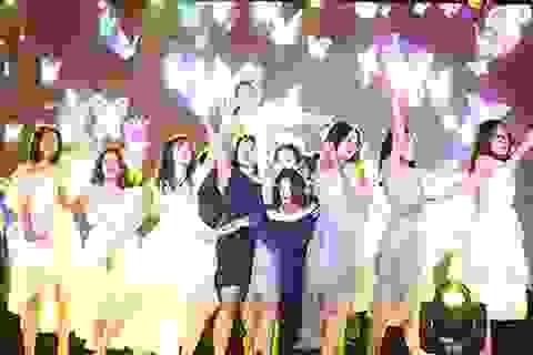 Học sinh THPT Chu Văn An thăng hoa trong đêm nhạc đầy cảm xúc