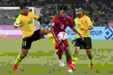"""Bóng đá Malaysia bị """"quật tơi tả"""" vì Covid-19, mơ ước được như Việt Nam"""