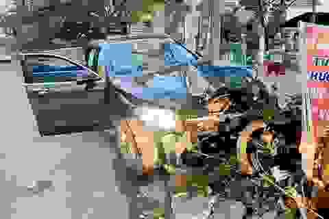Truy tố tài xế tông chết người lái xe ôm, nữ tiếp viên hàng không bị thương