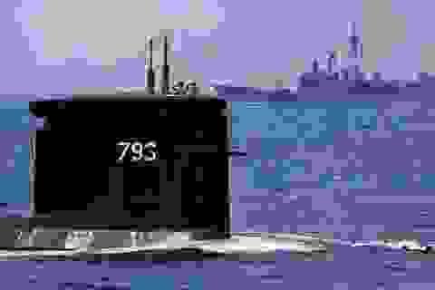 Đài Loan chi 1,7 tỷ USD đóng 8 tàu ngầm nội địa
