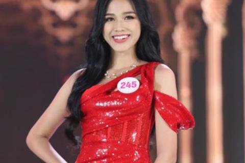 Tân Hoa hậu Đỗ Thị Hà trả lời ứng xử thế nào?
