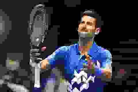 ATP Finals: Djokovic đối đầu với Thiem tại bán kết