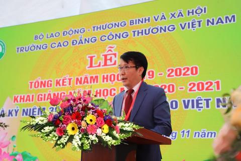 Cao đẳng Công thương Việt Nam: Đào tạo những gì doanh nghiệp, người học cần