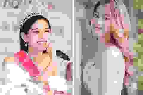 Hoa hậu Việt Nam đầu tiên đến từ xứ Thanh