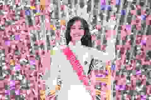 """Hoa hậu Hà Kiều Anh: """"Đối với tôi, Đỗ Thị Hà rất đẹp"""""""