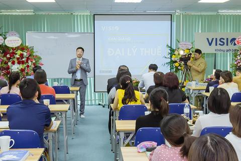 VISIO- Khai giảng Khóa ôn thi chứng chỉ hành nghề đại lý thuế tại Hà Nội