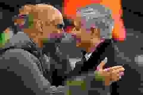 """Pep Guardiola - Mourinho: Đại chiến của những """"người từng trải"""""""