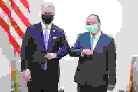 Thủ tướng: Hợp tác thương mại là động lực phát triển quan hệ Việt - Mỹ