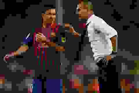 Pep Guardiola nói điều bất ngờ về khả năng tái ngộ Messi