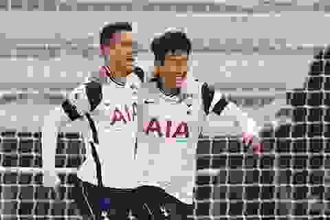 Tottenham 2-0 Man City: Son Heung Min, Lo Celso đặt dấu ấn