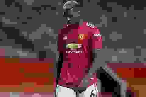 Vì sao Paul Pogba bỗng dưng mất hút trong đội hình Man Utd?