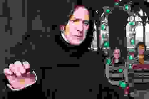 """Xuất bản 27 cuốn nhật ký của nam diễn viên """"thầy giáo Snape"""""""