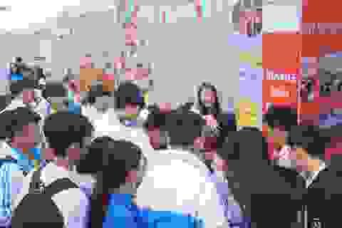 """Hơn 1.000 bạn trẻ dự Ngày hội """"Tiếp sức người lao động năm 2020"""""""
