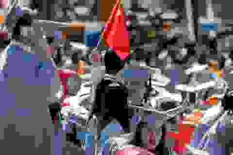 Số lượng sinh viên Trung Quốc tại Mỹ giảm mạnh