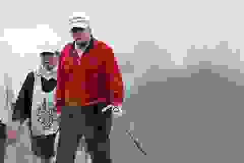 Ông Trump bỏ họp thượng đỉnh G20 giữa chừng đi chơi golf