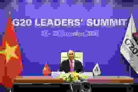Đề nghị G20 hỗ trợ tài chính, công nghệ cho các nước đang phát triển