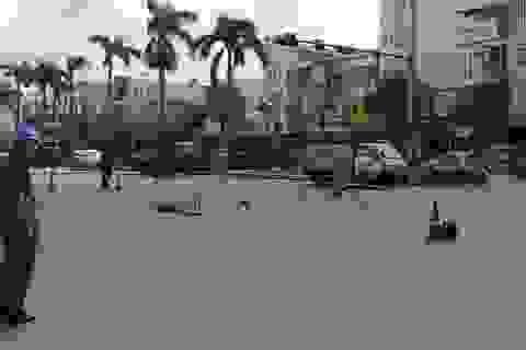Một phụ nữ bị xe cán tử vong khi dừng đèn đỏ trên đường phố Đà Nẵng
