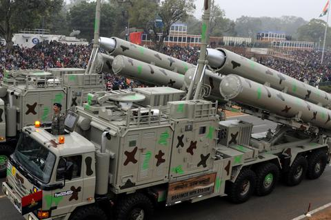 Philippines tính mua tên lửa hành trình nhanh nhất thế giới BrahMos