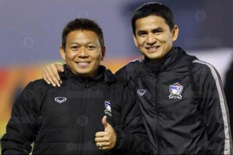 "HLV Kiatisuk mang ""cánh tay phải"" ở tuyển Thái Lan sang HA Gia Lai"