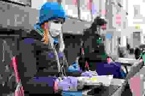 Nữ sinh Ý khởi xướng chiến dịch đòi quyền được đi học giữa mùa Covid-19