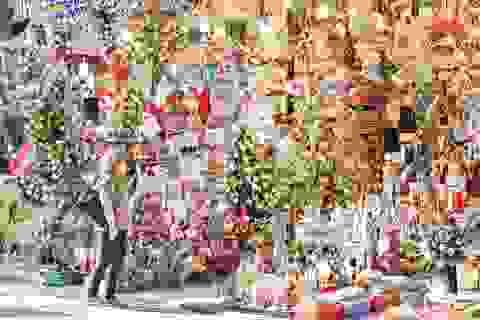 Giáng sinh đến sớm trên phố Hàng Mã