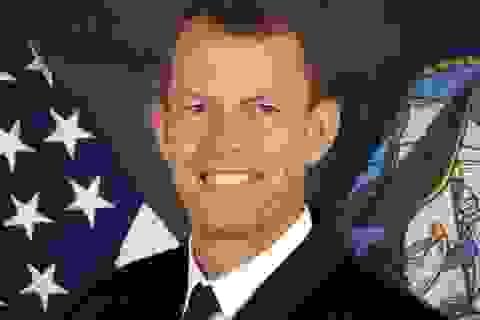 Chuẩn đô đốc hải quân Mỹ bất ngờ thăm Đài Loan