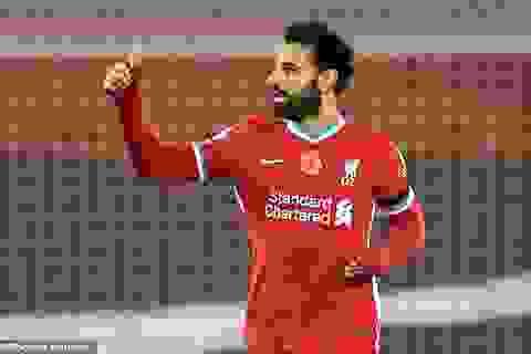 Liverpool nhận tin vui từ Mohamed Salah