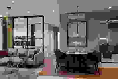 """Biến hóa không gian 55 m2 thành căn hộ 2 phòng ngủ """"cực chuẩn"""""""