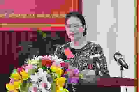Chủ tịch Quốc hội: Không lơ là chống dịch, đề phòng làn sóng Covid-19 thứ 3