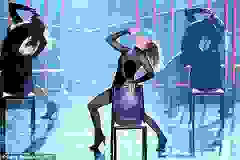 "Fans tố Jennifer Lopez ""bắt chước"" màn diễn của Beyonce"