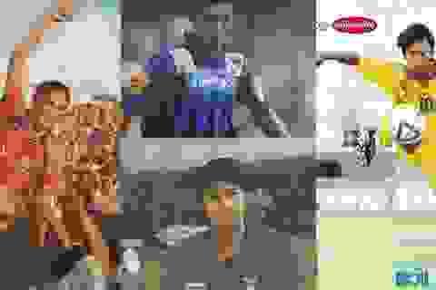 Báo Thái tái hiện hình ảnh huy hoàng của cầu thủ Thái Lan tại V-League