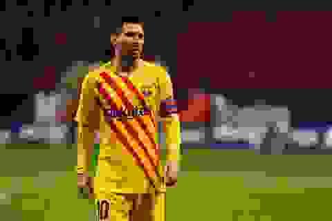 Man City có thể thay đổi thái độ với Lionel Messi