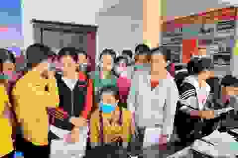 Ninh Bình: Phiên GDVL lưu động cần tuyển hơn 4.500 lao động