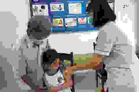 Quảng Ngãi: Tiêm vắc xin bạch hầu cho 19.000 trẻ