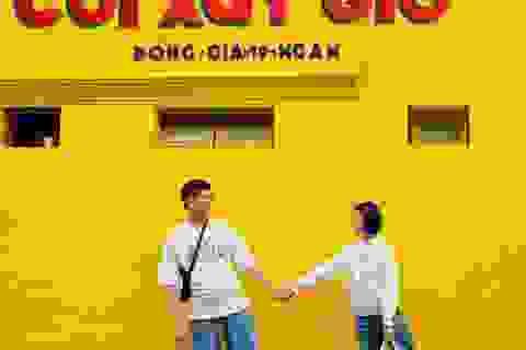 """Bức tường vàng """"sống ảo"""" nổi tiếng ở Đà Lạt sắp """"bay màu"""""""
