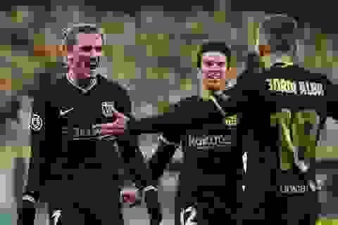 Thắng đậm Dynamo Kiev, Barcelona duy trì mạch toàn thắng