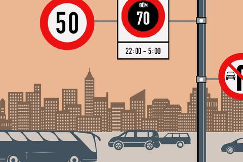 Lái xe ô tô đi quá tốc độ cho phép sẽ bị xử phạt như thế nào?